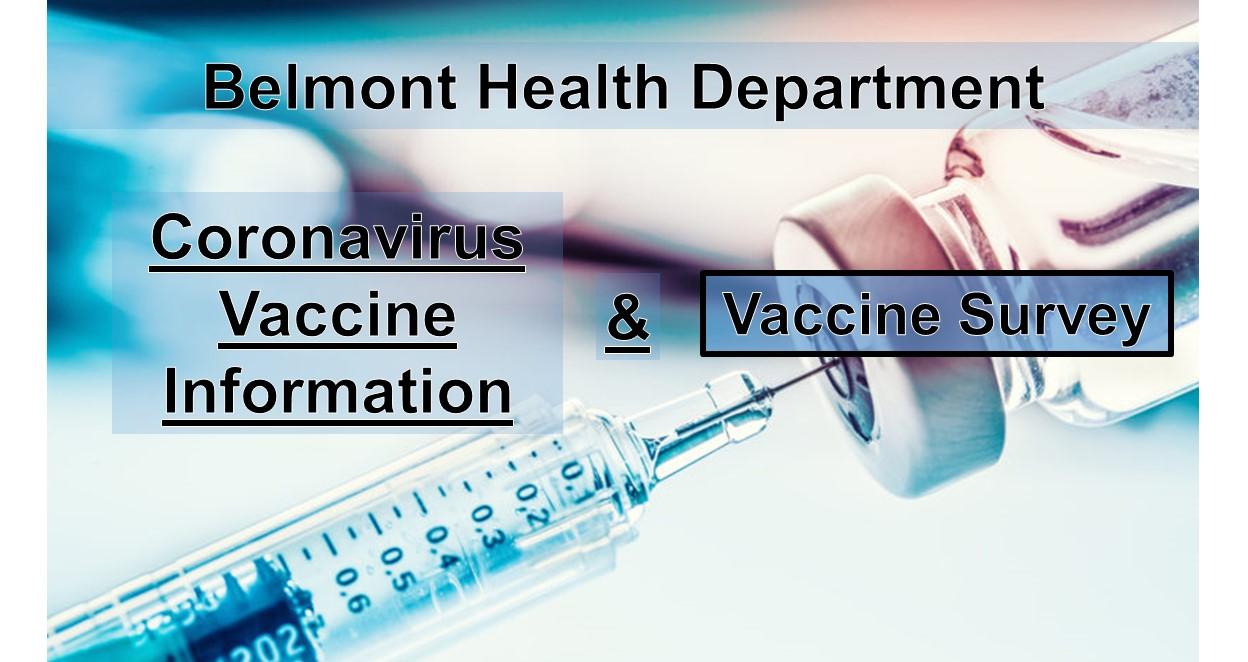 Belmont Health Department -  Survey_